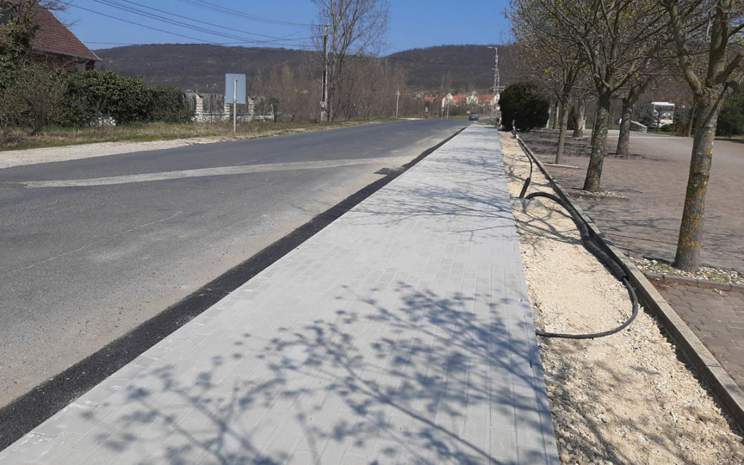 Tóth Tivadar utca kerékpározhatóvá tétele – GALÉRIA